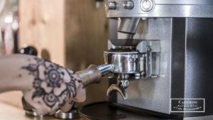 Handmade Espresso fresh grinded