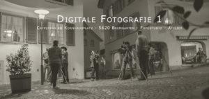 Fotokurs Digitale Fotografie 1