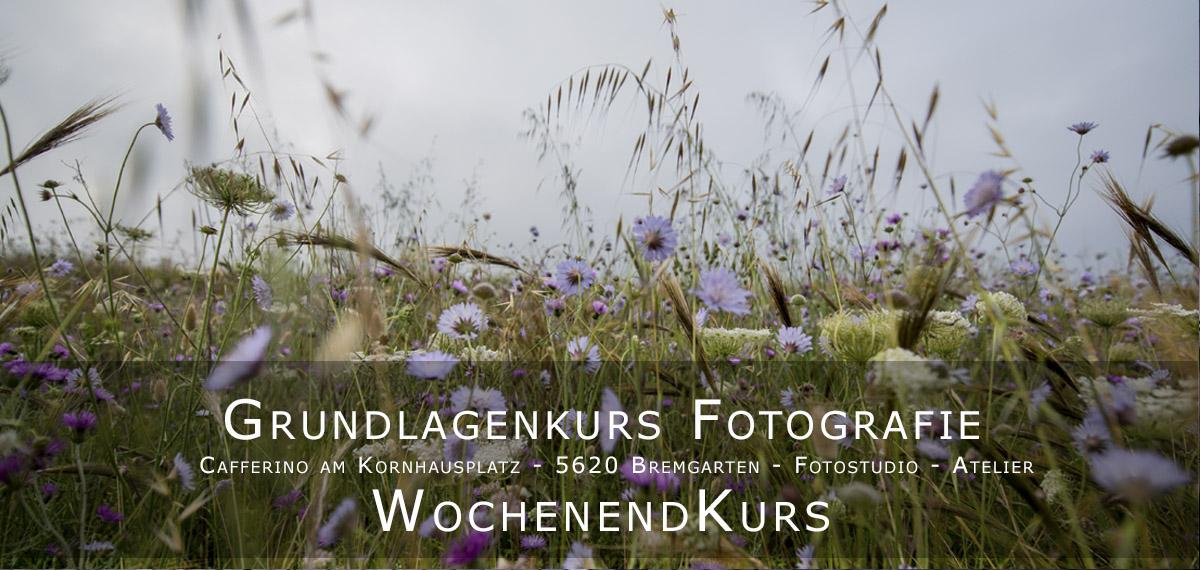 Fotografie Grundkurs
